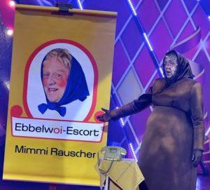 Ebbelwoi Escort - Mimmi Rauscher