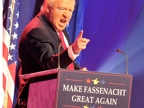 MAKE FASSENACHT GREAT AGAIN