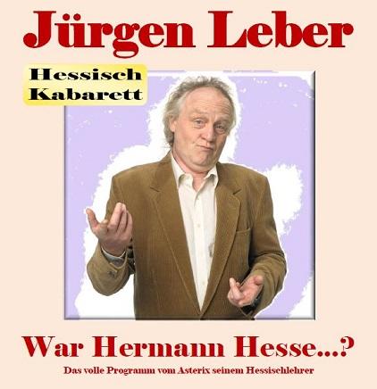 War Hermann Hesse...?